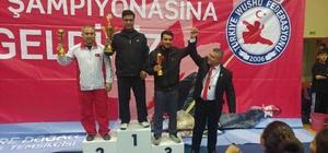 Karapınar Belediyesinden uzakdoğu sporlarında başarı