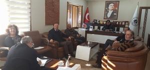 Pazaryeri İlçe Belediye Encümeni toplandı