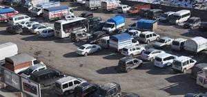 Kars'ta trafiğe kayıtlı araç sayısı 43 bin 188 oldu