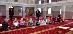 Hizan'da Kur'an-ı Kerim'i güzel okuma yarışması