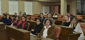 Kış hastalıkları ve korunma yolları bilgilendirme toplantısı