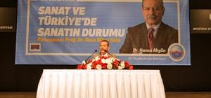 """Prof. Dr. Onur Bilge Kula: """"Sanatçı, siyaset eliyle militanlaştırılmamalı"""""""