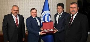 Gediz İlçe Milli Eğitim Müdürlüğü ile Uşak Üniversitesi arasında eğitimde işbirliği protokolü