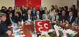 Serkan Tok MHP Kocasinan İlçe Başkanlığına Yeniden Aday