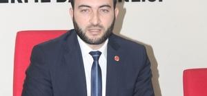 Saadet Partisi Kocasinan İlçe Başkanı Mükremin Çuhadar: