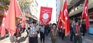 7 Aralık Kurtuluş törenlerinde güvenlik üst düzeyde