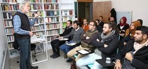 Başakşehir Belediyesi Gençlik ve Spor İşleri Müdürlüğü etkili iletişim eğitimi aldı