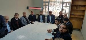 AK Parti STK'lar ile istişare halinde