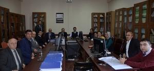Gümrük ve Ticaret Bakanlığı yetkilileri Tokat'ta
