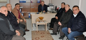 TÜKETBİR Başkanının et üreticileri birliğini ziyareti