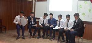 Boğazlıyan'da öğrenciler Mevlana'yı andı
