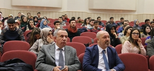 ERÜ'de 'Finans Zirvesi' düzenlendi