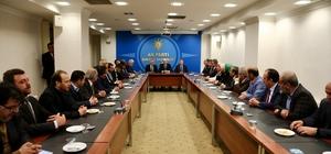 Başbakan Yardımcısı Kurtulmuş, Konya'da