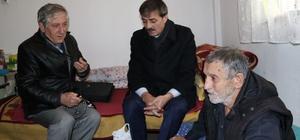 Başkan Yusuf Alemdar ziyaretlerini sürdürüyor