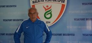Yeşilyurt Beleidyespor'da Kahramanmaraş Sakarya maçı hazırlıkları sürüyor