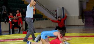 Malatya'da İl Güreş Şampiyonası