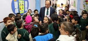 """Başkan Altay: """"Gelecek nesillerin gelişimi için gayret gösteriyoruz"""""""