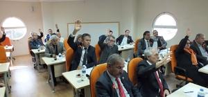 Didim Belediye Meclisi'nde Türkeş gerginliği