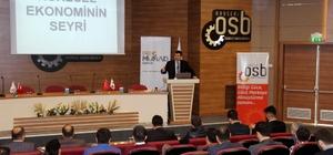 Genç MÜSİAD tarafından 15 Temmuz darbe girişiminin ekonomiye olan etkisi anlatıldı