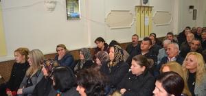 """Lüleburgaz'da """"Halk buluşması"""" toplantısı"""