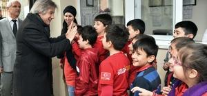 """Başkan Demircan: """"İlçemizde eğitimin kalitesini nasıl yükseltebiliriz, onun derdindeyiz"""""""
