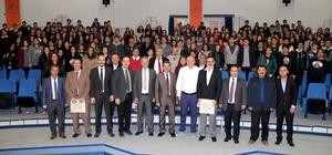 MTOSB'de 'Kariyer Planlaması' konferansı