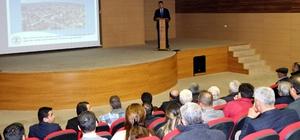 Başkan Akın, Germencik'in yeni trafik projesini tanıttı