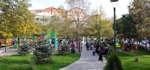 2016'da Mamak'a 20 yeni park