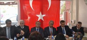 Lüleburgaz'da 'Halk Buluşması' toplantısı