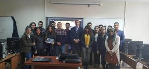 Aday öğretmenlere Fatih Projesi eğitimi verildi