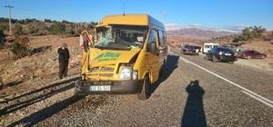 Adıyaman'da trafik kazası: 11 yaralı