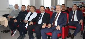 Mersin'de sporculara 'Sporcu sağlığı eğitimi' verildi