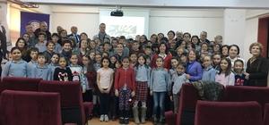 Bin 200 öğrenciye giri dönüşüm eğitimi verildi