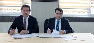 Van'da gençlerin gelişimi için protokol imzalandı