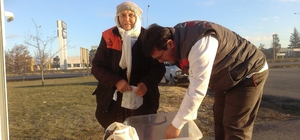 Eskişehir'in 75 yaşındaki 'Simitçi Ablası'