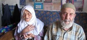 Hisarcık'ın en yaşlı kadını 96 yaşında vefat etti