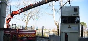 Manisa'nın içme suyunu sağlayan tesis modernize ediliyor