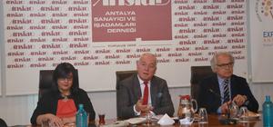14. Girişimcilik Günleri Antalya'da yapılacak