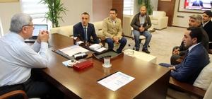 Başkan Karaosmanoğlu, STK'larla bir araya geldi