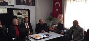 Hasköy'de istişare toplantısı