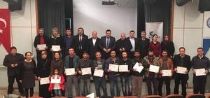 Siirt'te bin 276 kişiye girişimcilik eğitimi verildi
