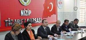 Nizip'te Antep Fıstığı Çalıştayı ve Ur-Ge Projesi