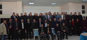 AK Parti İl Yönetimi Çobanlar'da toplandı