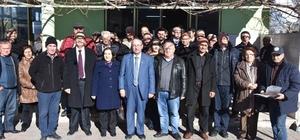 Başkan Albayrak Balabanlı'da vatandaşlarla buluştu