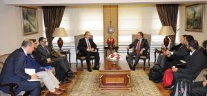 Cumhurbaşkanı Erdoğan ve Katar Emiri'nin Trabzon ziyareti