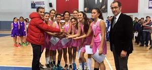 Sinop'ta okul sporları faaliyetleri