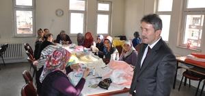 Tokat'ta 3 bin 732 kursa 94 bin 302 kişi katıldı