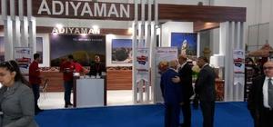 Adıyaman 10. Travel Turkey İzmir Turizm Fuarında tanıtılıyor