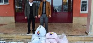 Yozgat TSO'dan öğrencilere yardım