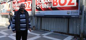 Şanlıurfa Belediyesinden Türk lirasına afişle destek